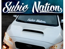 Subie Nation (70cm) арт.2299